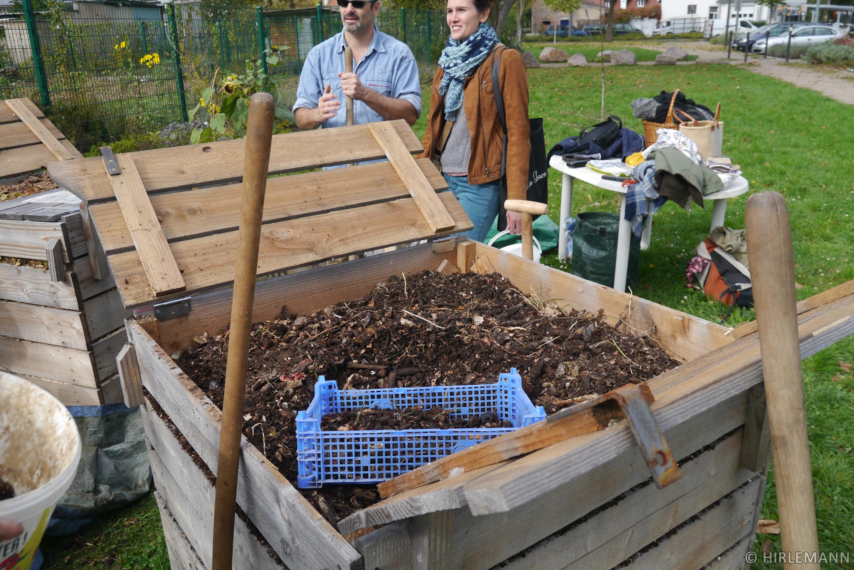 21 avril 2018 le grand retournement ouest compost collectif aux portes de la montagne verte. Black Bedroom Furniture Sets. Home Design Ideas